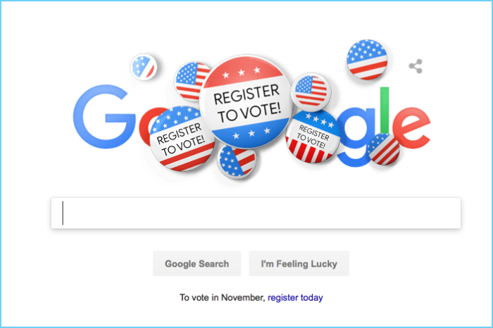 NationalVotingDayGoogle